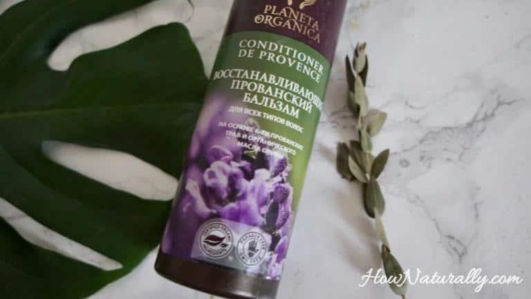 Planeta Organica, Provencal hair balm