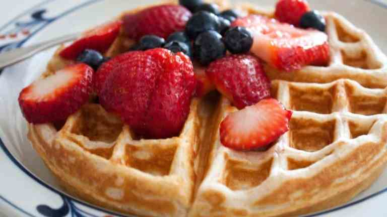 Sweet keto waffles | ketological recipes
