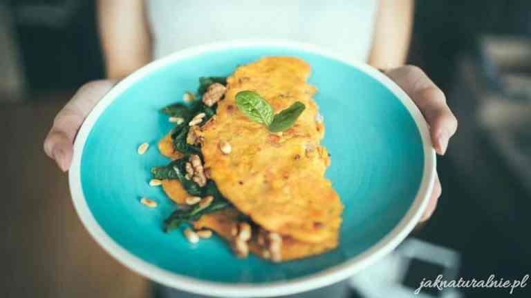Fit cornmeal omelette, gluten -free, no sugar