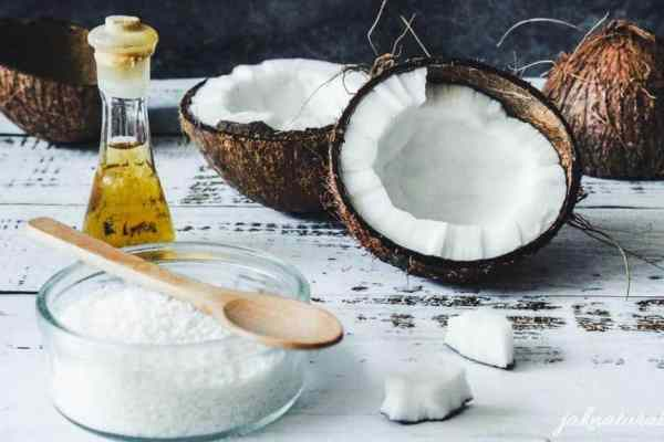 Coconut oil for health, beauty and immunity