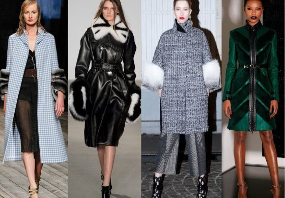 Coats for women Fall 2013
