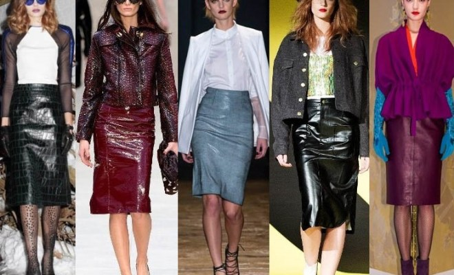 Fall-Winter 2013-2014 Skirts