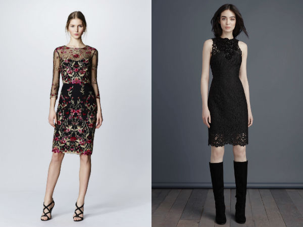 What dress length to wear in fall 2017