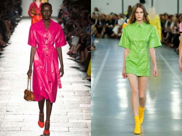 What dress color to wear in spring summer 2018
