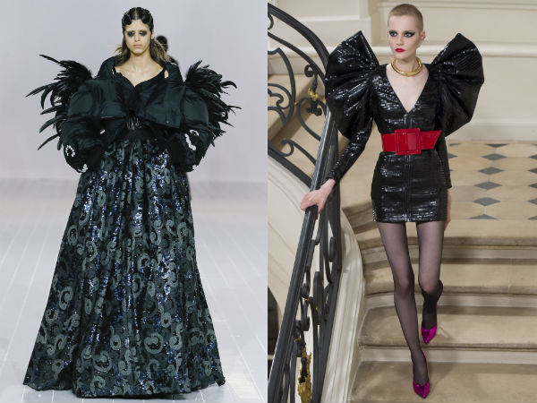 What are the dresses trends in Fall 2018