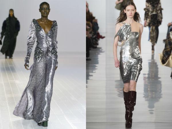 shining festive dresses