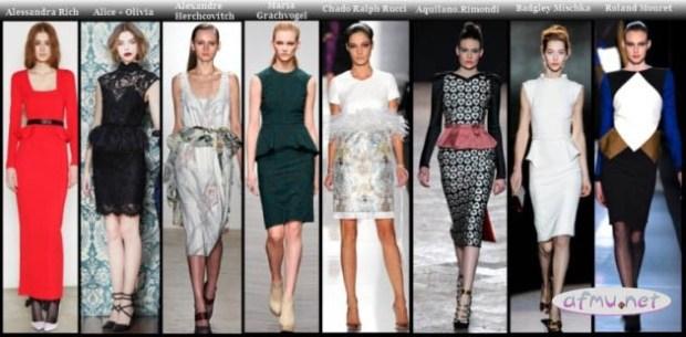 Basque Dresses12