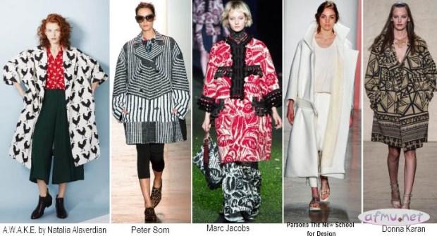 Baggy coats