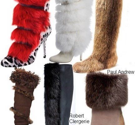 Boots for Fall 2013