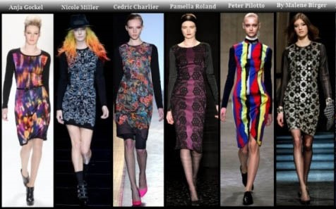 Dresses for Fall 2013