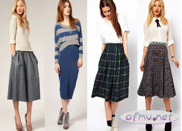 Skirts Spring