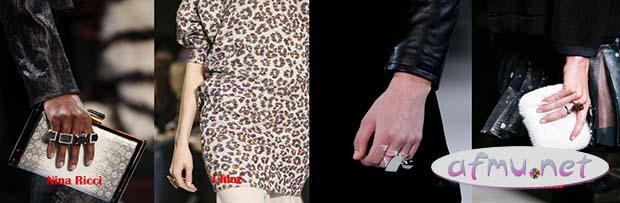 Elegant knuckles
