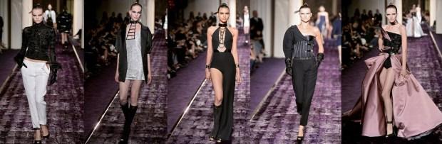 Versace Fashion Week