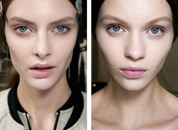 Valentino eyebrows