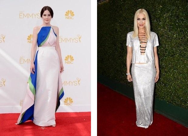 Michelle Dockery; Gwen Stefani