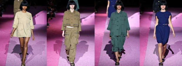 Marc Jacobs Spring