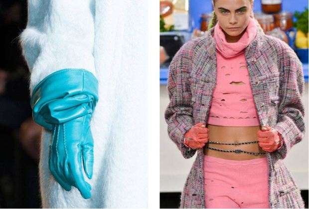 Gloves Fall-Winter 2015-2015