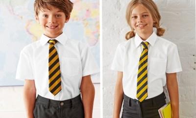 NEXT School uniform
