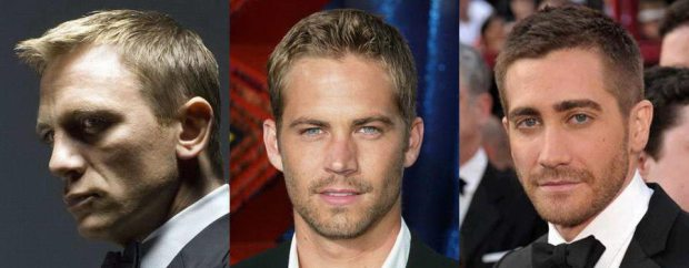 Classical masculinity haircut 2015-2015