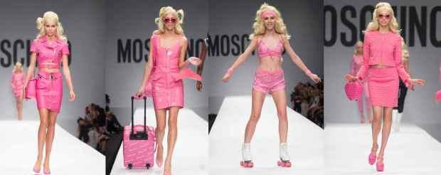 Barbie show
