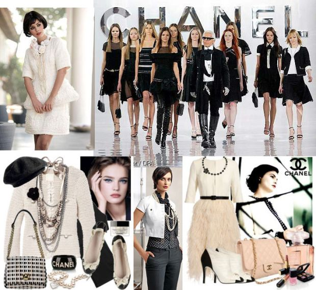 Chanel brand and show