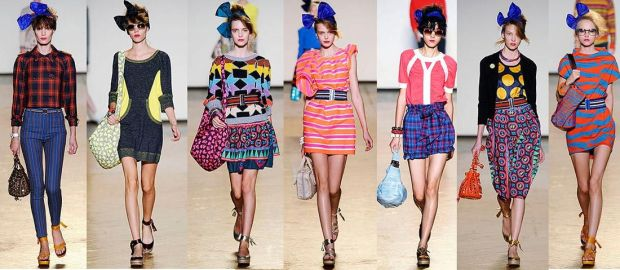 Marc Jacobs grunge style