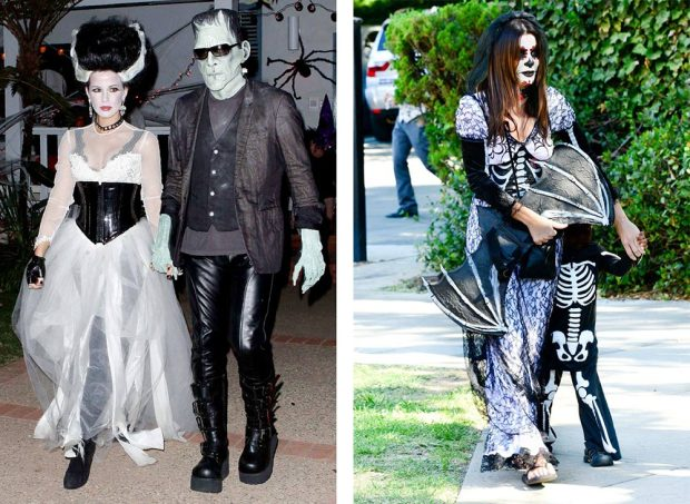 Kate Beckinsale&Len Wiseman;Sandra Bullock