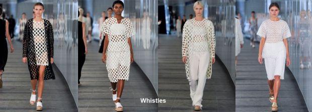 Whistles dresses