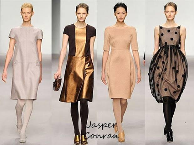 Jasper Conran models