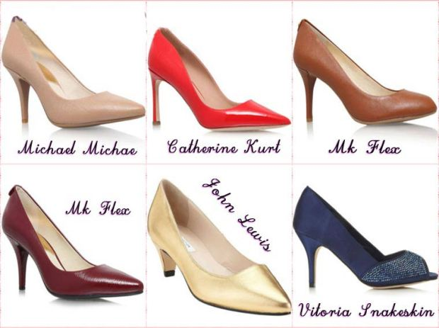 Pumps shoes Spring 2016