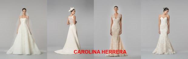 CAROLINA HERRERA Wedding trendy dress Spring-Summer 2016