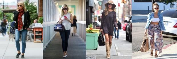 Celebrities style