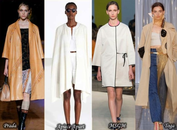 Easy fit trench coats 2016 Spring