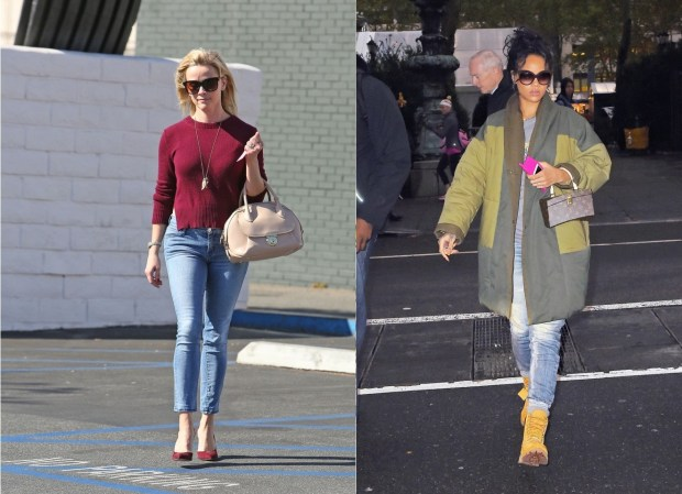 REESE WITHERSPOON, RIHANNA