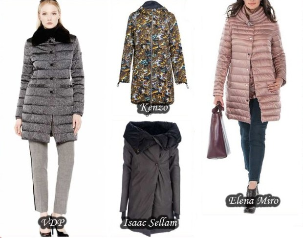 Fashionable Down coats Fall 2015 Winter 2016