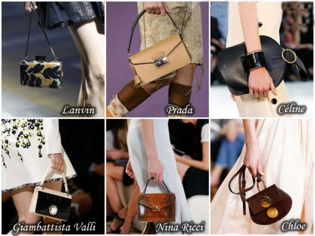 Fashionable Mini purse handbags Spring 2016