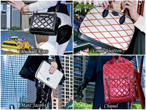 New Quilted bag Spring 2016