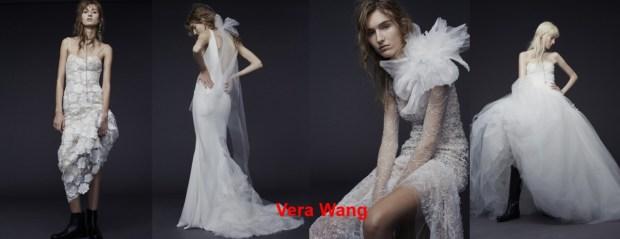 Vera Wang Wedding dresses Summer 2016