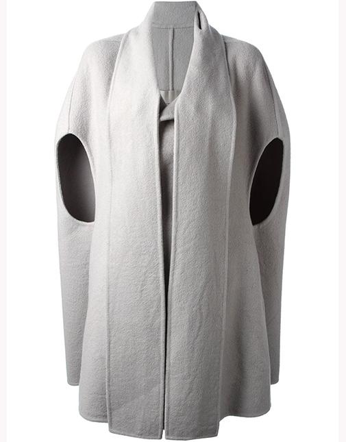 Rick Owens cape