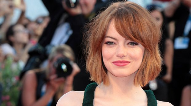 Emma Stone beauty secrets