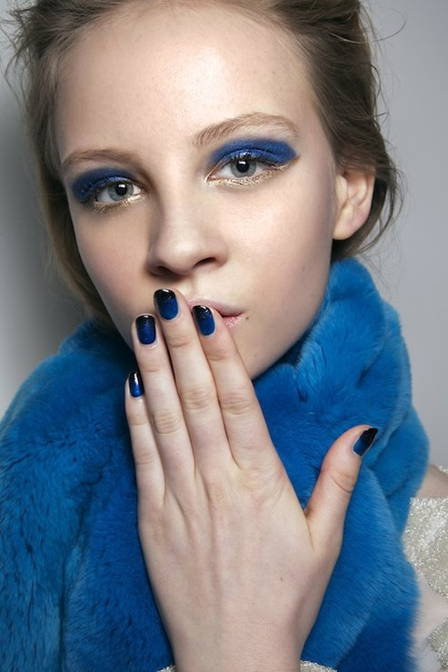 Osman Special effects Manicure Fall 2015 Winter 2016