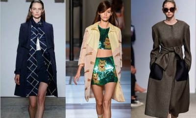 Trench coats Spring 2015