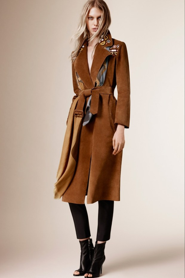 1 Burberry Prorsum Pre Fall 2016 collection