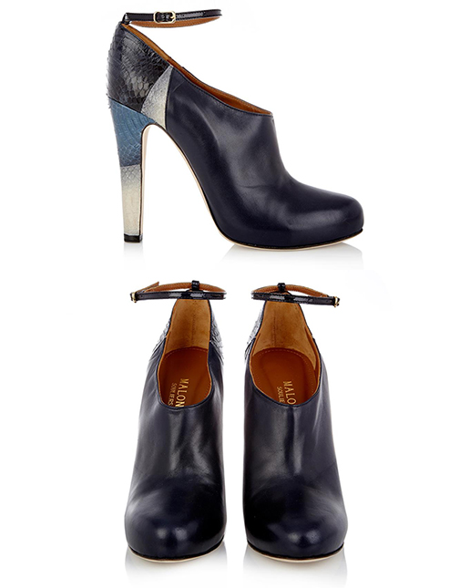New Shari shoes by Malone Souliers