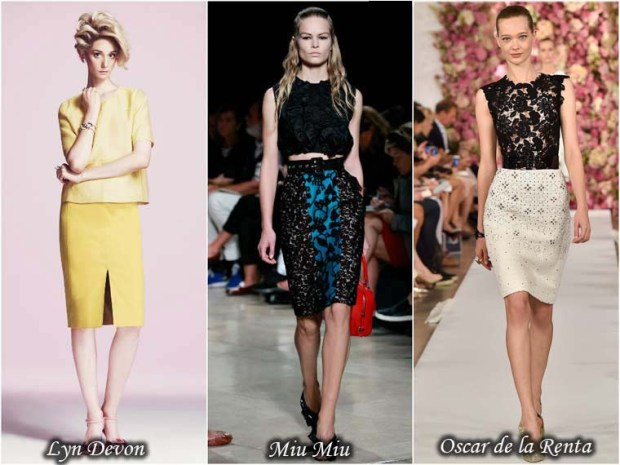 New collections of skirts Spring 2016