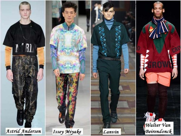 Fashionable clothes for men Winter 2016