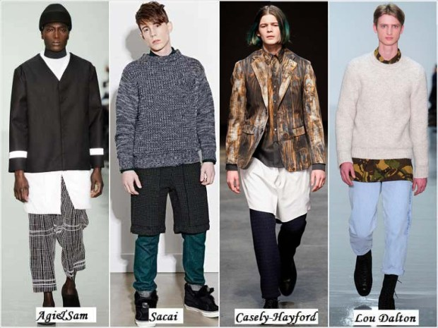 Fashionable men clothes Winter 2016
