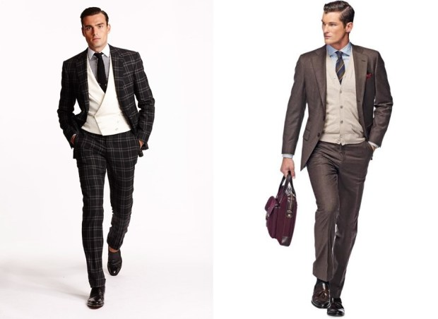 Rules how to choose mens suit
