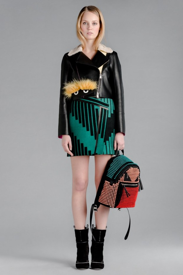 Fendi Pre-fall 2016 new
