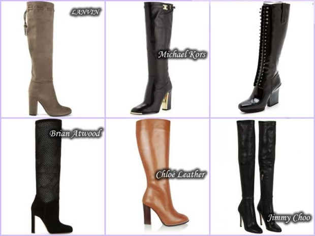 Long boots Spring 2016 new